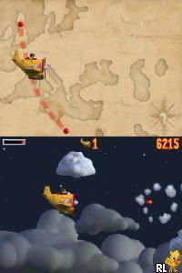 Crazy Chicken Adventure - The Pharaoh's Treasure (US)(M5)(PYRiDiA) Screen Shot