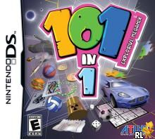 101 in 1 - Explosive Megamix (US)(M3)(1 Up) Box Art