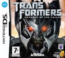Transformers - Revenge of the Fallen - Decepticons Version (EU)(M2)(BAHAMUT) Box Art