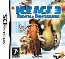 Ice Age 3 - Dawn of the Dinosaurs (EU)(M2)(BAHAMUT) Box Art