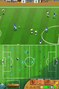 Ico Soccer (EU)(M5)(BAHAMUT) Screen Shot