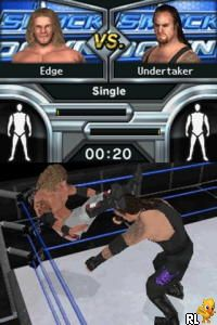 WWE SmackDown vs Raw 2009 featuring ECW (EU)(BAHAMUT) Screen Shot