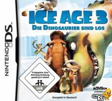 Ice Age 3 - Dawn of the Dinosaurs (EU)(M2)(Independent) Box Art