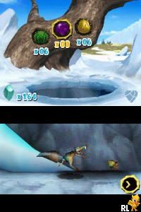 Ice Age 3 - Dawn of the Dinosaurs (EU)(M2)(Independent) Screen Shot