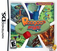 Roogoo Attack! (US)(M5)(PYRiDiA) Box Art