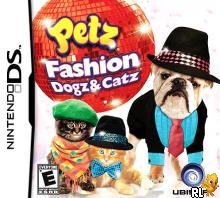 Petz Fashion - Dogz & Catz (US)(M3)(OneUp) Box Art