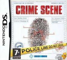 Crime Scene (EU)(M5)(BAHAMUT) Box Art