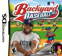 Backyard Baseball '10 (US)(OneUp) Box Art