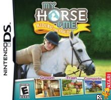 My Horse & Me - Riding for Gold (US)(M3)(Suxxors) Box Art