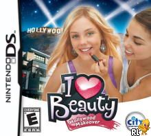 I Love Beauty - Hollywood Makeover (US)(M3)(Suxxors) Box Art