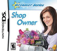 Dreamer Series - Shop Owner (US)(M3)(Suxxors) Box Art