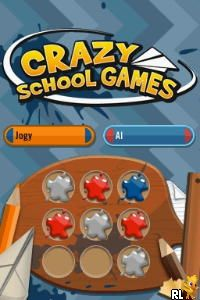 Crazy School Games (EU)(M5)(Independent) Screen Shot