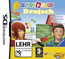 GripsKids - Deutsch (DE)(Independent) Box Art