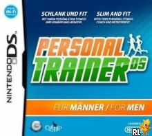 Personal Trainer DS for Men (EU)(M5)(Independent) Box Art