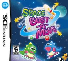Space Bust-A-Move (US)(M5)(Venom) Box Art