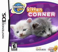Discovery Kids - Kitten Corner (US)(M3)(BAHAMUT) Box Art