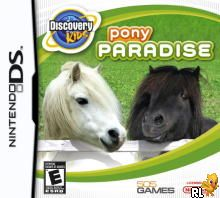 Discovery Kids - Pony Paradise (US)(M3)(BAHAMUT) Box Art