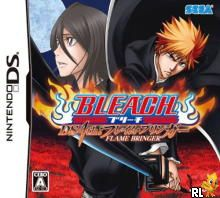 Bleach DS 4th - Flame Bringer (JP)(Caravan) Box Art