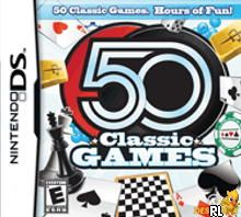 50 Classic Games (US)(Suxxors) Box Art