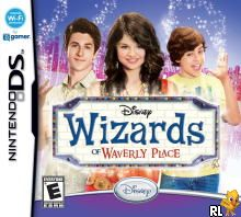 Wizards of Waverly Place (US)(M3)(XenoPhobia) Box Art
