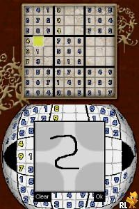 Sudoku Ball - Detective (EU)(M6)(Independent) Screen Shot