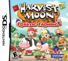 Harvest Moon - Frantic Farming (US)(Venom) Box Art