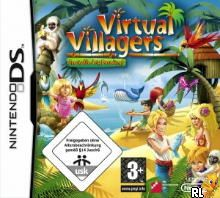 Virtual Villagers (EU)(M5)(TrashMania) Box Art