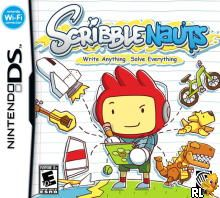 Scribblenauts (US)(M3)(2CH) Box Art