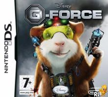 G-Force (EU)(M4)(BAHAMUT) Box Art