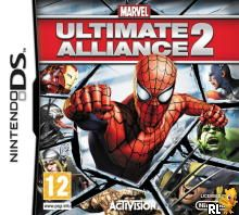 Marvel Ultimate Alliance 2 (EU)(BAHAMUT) Box Art