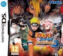 naruto ninja council 3 nds rom cool