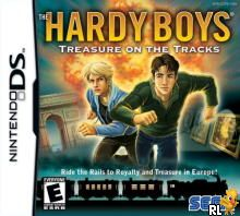 Hardy Boys - Treasure on the Tracks, The (US)(Suxxors) Box Art
