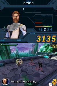Star Wars - The Clone Wars - Republic Heroes (EU)(M5)(BAHAMUT) Screen Shot