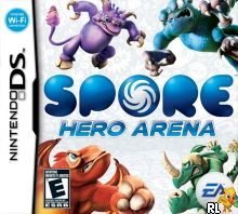 Spore Hero Arena (US)(M6)(XenoPhobia) Box Art