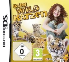 Baby Wild Katzen (DE)(Independent) Box Art