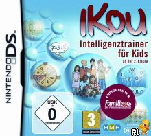 IKOU - Intelligenztrainer fuer Kids (DE)(Independent) Box Art