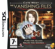 Cate West - The Vanishing Files (EU)(M5)(XenoPhobia) Box Art