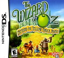 Wizard of Oz - Beyond the Yellow Brick Road, The (US)(OneUp) Box Art