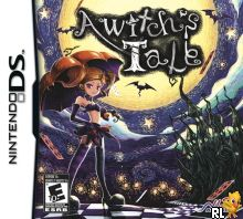 Witch's Tale, A (US)(OneUp) Box Art