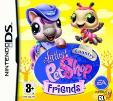 Littlest Pet Shop - Country Friends (EU)(M10)(BAHAMUT) Box Art