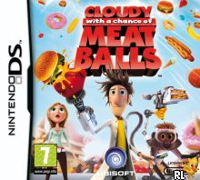 Cloudy with a Chance of Meatballs (EU)(M5) Box Art