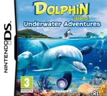 Dolphin Island - Underwater Adventures (DSi Enhanced) (EU)(M6) Box Art