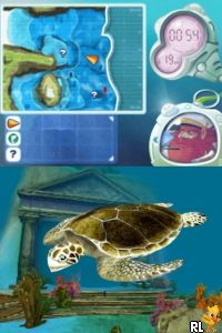 Dolphin Island - Underwater Adventures (DSi Enhanced) (EU)(M6) Screen Shot