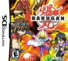 Bakugan - Battle Brawlers (US)(M2) Box Art