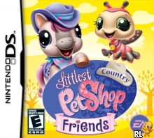 Littlest Pet Shop - Country Friends (US)(M3) Box Art