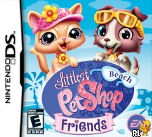 Littlest Pet Shop - Beach Friends (US)(M3) Box Art