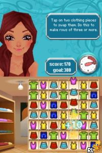 Charm Girls Club - My Fashion Mall (US)(M3) Screen Shot