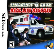 Emergency Room - Real Life Rescues (US) Box Art