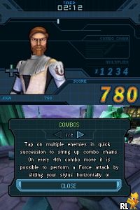 Star Wars The Clone Wars - Republic Heroes (US) Screen Shot