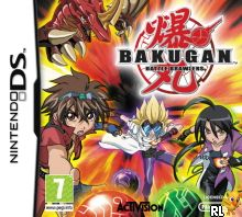 Bakugan - Battle Brawlers (EU)(M7) Box Art